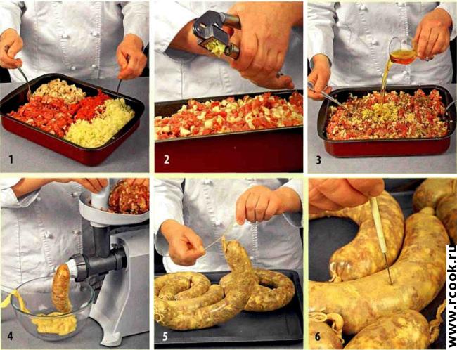 Как сделать домашнюю колбасу что для этого нужно